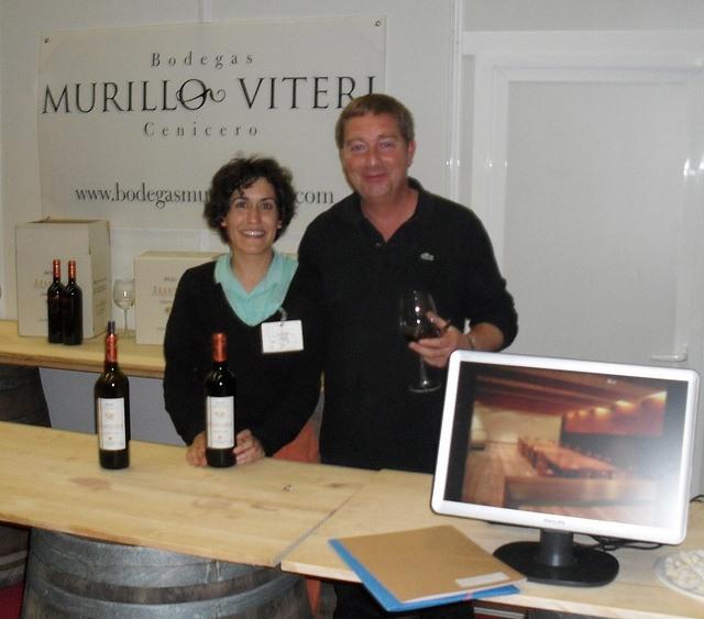 Bodegas Murillo Viteri en Creamoda