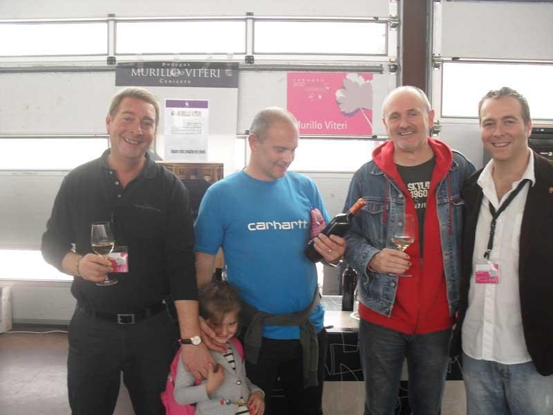Otro año más en la Feria Durango Ardo Saltsan 2011