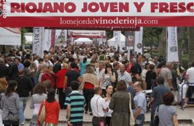 """""""Riojano, Joven y Fresco"""" Santander 2011"""