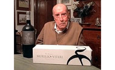 Muchas felicidades a sus 100 años Doctor Larrea