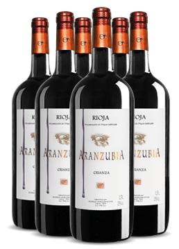 Comprar Vino Rioja Crianza Aranzubia Magnum