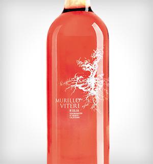 Vino Rioja Rosado