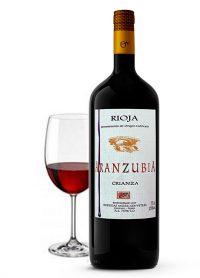 Vino Tinto Rioja Aranzubia Magnum