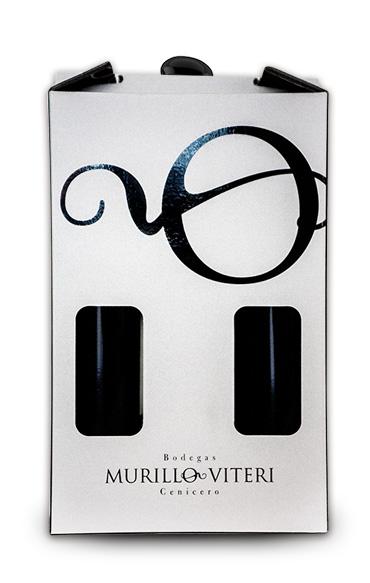 Estuche de 3 botellas Murillo Viteri
