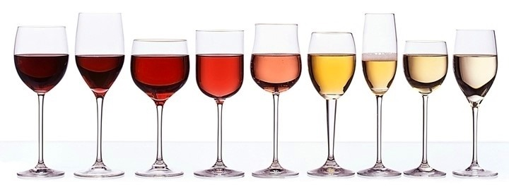 Color del vino Rioja
