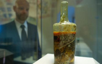 El vino más antiguo del mundo