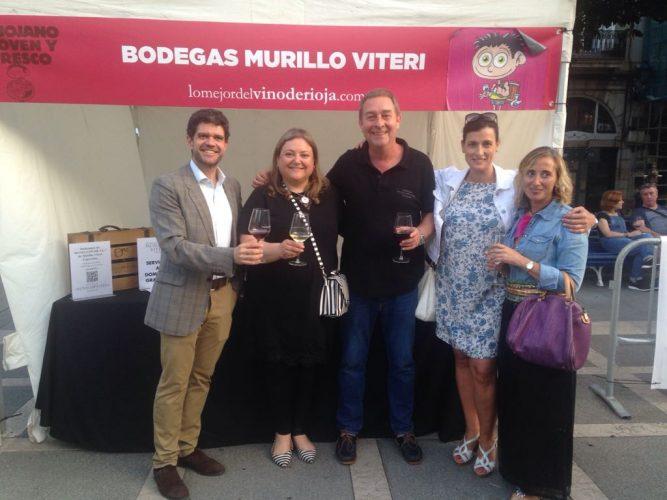 Riojano, Joven y Fresco 2018 en Santander y Bilbao