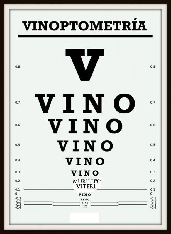 Vinoptometria. Como Lo Ves