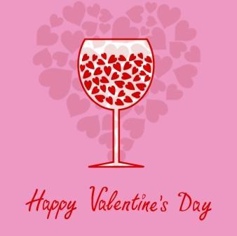 Copa Vino San Valentin