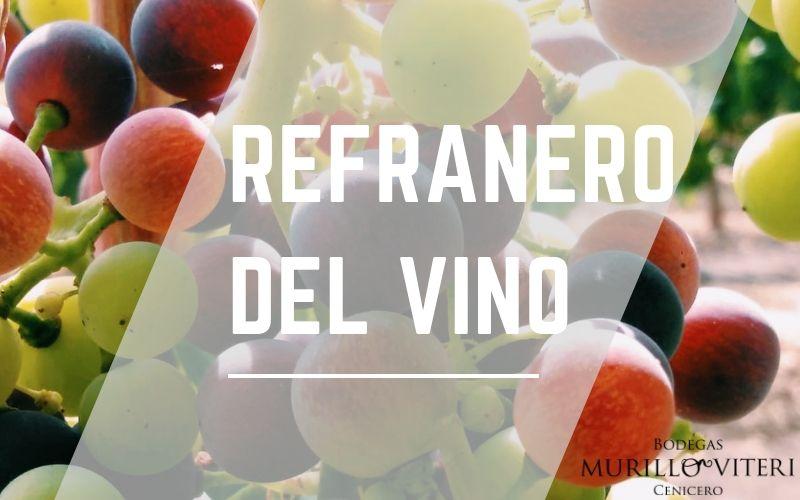 Refranes Vino