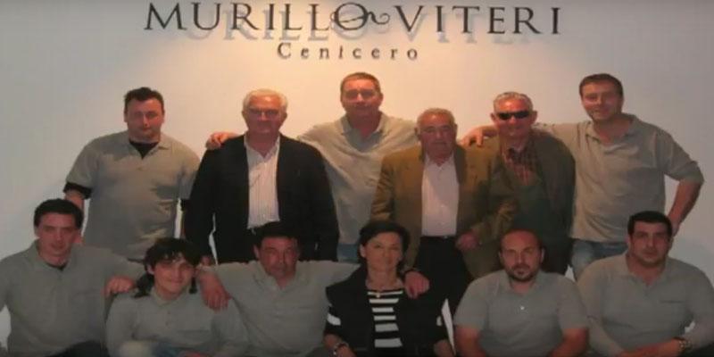 Felicitacion Navidena Murillo Viteri