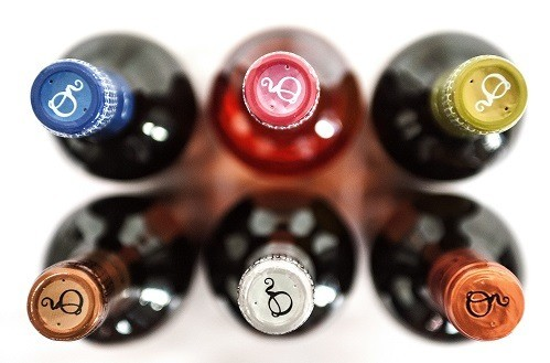 Capsulas Botellas