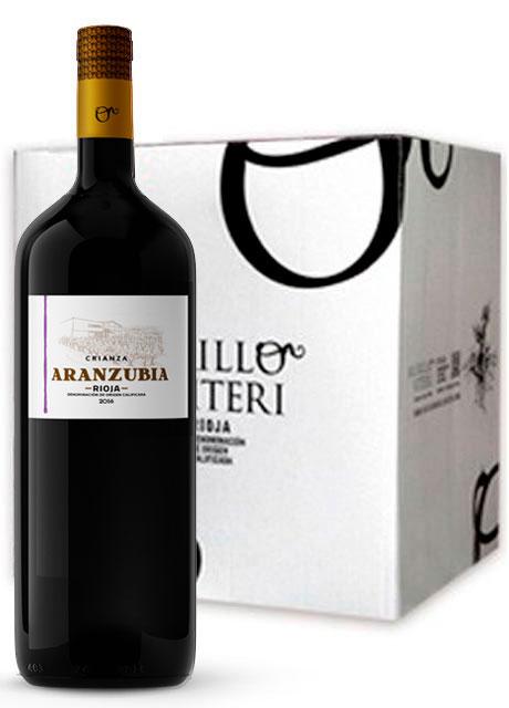 Comprar Botellas Magnum Rioja Crianza Aranzubia