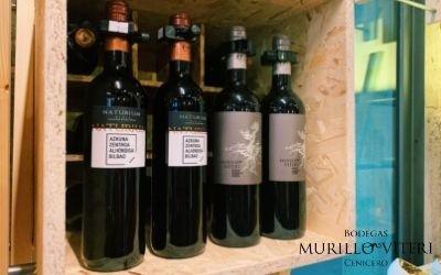 vino murillo en alhondiga bilbaina