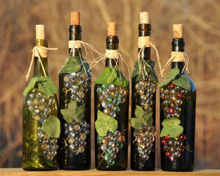 Bonita Deco Botellas Vino 1 E1552925670794