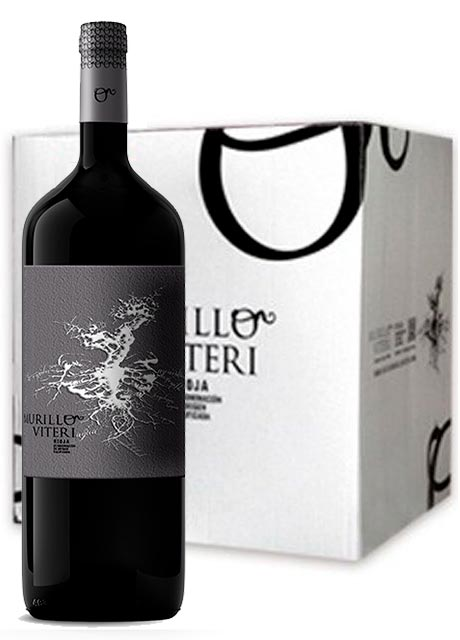 Comprar Botellas Magnum vino Rioja Murillo Viteri Reserva
