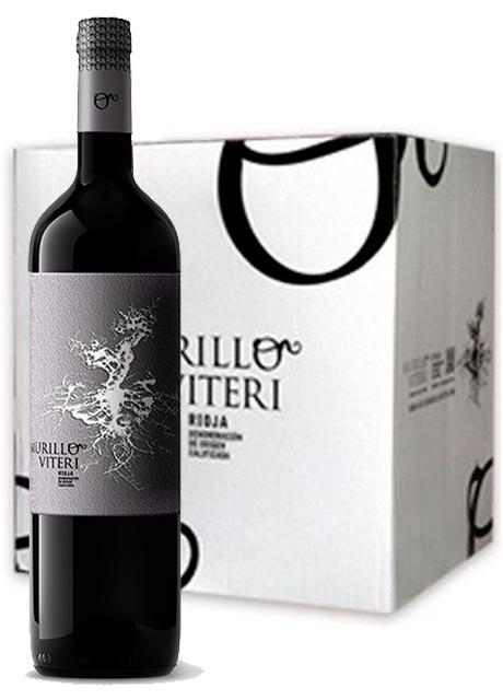 Comprar Caja Vino Rioja Murillo Viteri Reserva