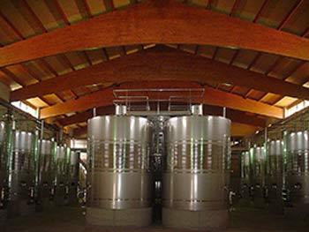 Depósitos Vino Rioja Bodegas Murillo Viteri