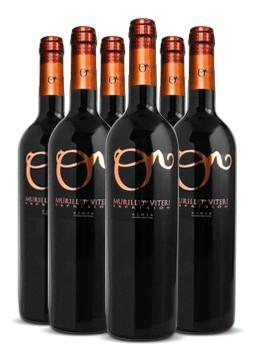 6 Botellas Vino Rioja Autor Expresión