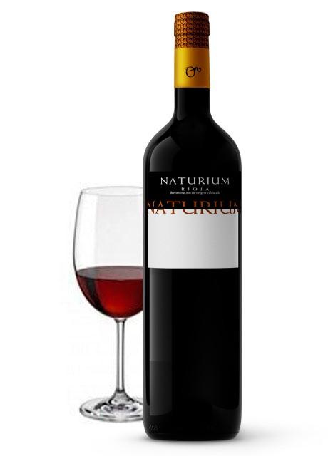 Vino Personalizado Naturium