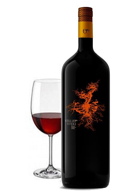 Botellas Magnum Vino Rioja Crianza Murillo Viteri