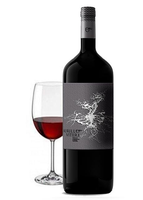 Botellas Magnum vino Rioja Reserva Murillo Viteri