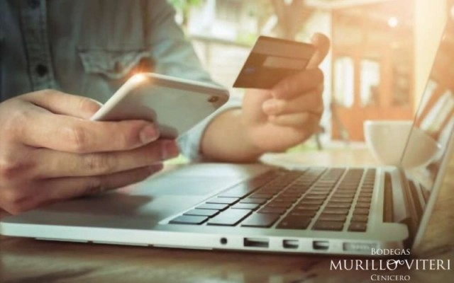 forma de pago online
