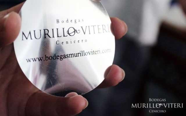 Láminas anti goteo vino